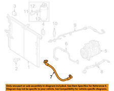 Mercedes MERCEDES-BENZ OEM 03-11 G55 AMG-A/C AC Hose Line Pipe 4635009272