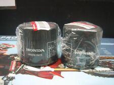 NEW Honda OEM Genuine Motorcycle ATV PWC spin on oil filter 2 pack 15410-MFJ-D01
