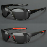 Photochromic Mens Sunglasses Polarized Eyewear Transition Lens Driving Glasses