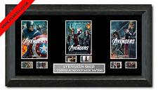 Treble The Avengers film cell (2012)