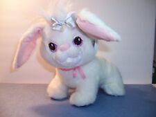 PLAYSKOOL/ HASBRO - BUNNY SURPRISE - White Bunny Rabbit + 2 Babies - VGC