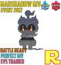 6IV BATTLE READY MARSHADOW ⚔️ (+ITEM!) 🛡 for Pokemon SWORD & SHIELD ⚔️ Legit