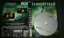 Cloverfield Dvd 2008 di Matt Reeves