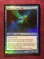 Sphinx of Jwar Isle - FOIL   VO   -  MTG Magic (EX)