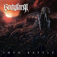 Bodyfarm - Into Battle  2010 Ep [CD]