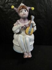 Schmid Jester Music Box - Older version - Signed By Artist