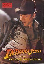 Indiana Jones und der letzte Kreuzzug (NFK 396) - Arnold Schwarzenegger