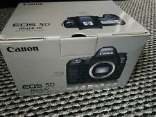 NEW Canon EOS 5D Mark IV 30.4 MP DSLR Camera - UK NEXT DAY DELIVERY