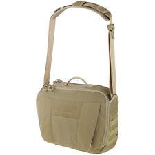 Maxpedition Agr Tattico Skyvale Messenger Esagonale Militare Ripstop Bag Tan