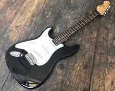 Guitarras eléctricas negros zurdos