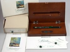 Pelikan Hunting Füller Limited Edition 3000 fountain pen 18 karat gold nib B