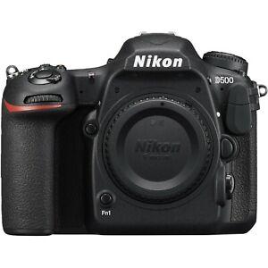 Nikon D500 20.9MP Digital SLR Camera Body + NIKKOR 18-140mm f/3.5-5.6G ED LENS