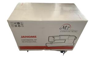Janome Continental M7 Professional Quilting Machine.