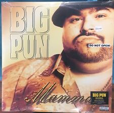 "BIG PUN Mamma SEALED 12"" Single 2001 Rap Hip Hop DJ"