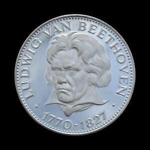 150 Guaranies 1974 Ludwig van Beethoven, Paraguay Proof