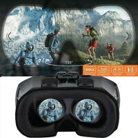 Virtual Reality VR Headset 3D Glasses With Remote For Android IPhone Samsung IOS