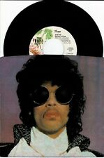 Prince   45rpm  w/PS   When Doves Cry & 17 Days
