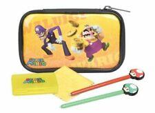 Travel Case pour Nintendo 3 DS/DSi/DS Lite personnage Essentials Kit-Wario