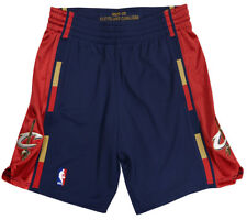 Cleveland Cavaliers Mitchell & Ness Authentic Throwback Shorts Navy XXL