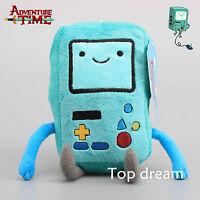 Adventure Time Plush Soft Toy Jake Finn BMO Princess Lumpy Space Bonnibel 8 Kind