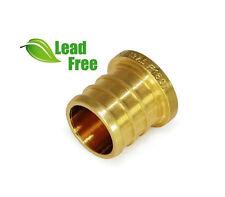 Lot Of 25 34 Pex Plug End Cap Brass Crimp Fittings Eppl0034 Nl