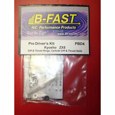 "B-Fast BFR-PBD4 Pro Driver's Kit  3/32"" Carbide Diff Balls (12), Rings (2)"