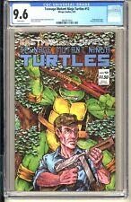 TEENAGE MUTANT NINJA TURTLES #12  CGC 9.6 WP NM+ Mirage 1987 vol 1 Eastman Laird