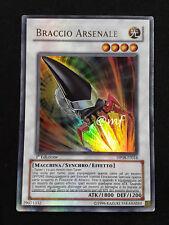 BRACCIO ARSENALE  DP08-IT016 I ed. ITA - YUGIOH - YUGI - YGO [MF]