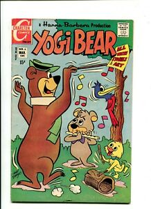 Yogi Bear #3 March 1971 Charlton Comics 7626