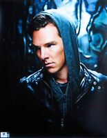 Benedict Cumberbatch Signed Autographed 11X14 Photo Close-Up Hoodie Pose 793702