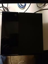 Sony PlayStation 4 500GB Jet Black Console used