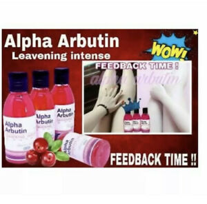 Alpha Arbutin Leavening Intense Whitening Serum by Venut White. 🇺🇸