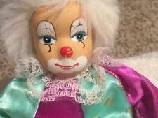 Cute Smiley Clown Doll
