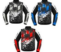 Icon Overlord Stim Textile Armored Motorcycle Jacket - Pick Size / Color