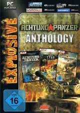 Achtung Panzer Anthology - PC DVD - New & Sealed