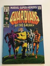 Marvel Super-Heroes #18: Guardians of the Galaxy. Jan. 1969