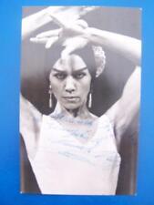 Manuela Vargas - Flamenco Dancer   - Autograph (code bc2)
