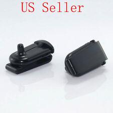 2X Belt clip for Motorola Radio MJ270R MJ430 EM1000 EM1000R EM1020R MR350R MR355