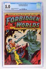 Forbidden Worlds #1 - ACG 1951 CGC 5.0