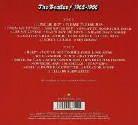 "THE BEATLES ""1962 - 1966 (RED ALBUM)"" 2 CD NEW"