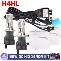 55W HID Conversion Kit H1 H4 H7 H8-H9-H11 H13 9004 9005 9006 9007 Xenon Light