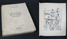 Tout l'Inconnu de la Casbah d'Alger / Lucienne FAVRE / Illus. Brouty / P.E. 1933
