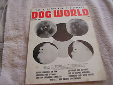 Dog World Magazine November 1966
