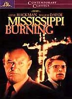 Mississippi Burning (DVD, 2001) WS Willem Dafoe, Gene Hackman BRAND NEW