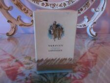 SEALED RARE VINTAGE YARDLEY ENGLISH LAVENDER PERFUME  NUMBER 7282