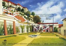 B673-1-2 Ledebur Garden in Prague S/S  2008