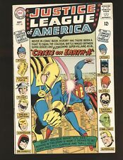 New listing Justice League of America # 38 - Crisis on Earth-A Vg/Fine Cond.