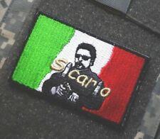 MOVIE SICARIO II Benicio Monserrate Rafael del Toro Sánchez PATCH (full color)