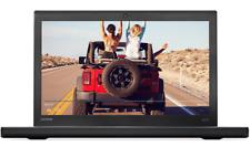 "Lenovo ThinkPad X270 12.5"" Laptop i5-6200U 8GB 500GB CAM WIFI WIN10 PRO FPR BT"