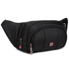 Swiss Gear running Cinturon Cintura Bolsa Travel Pack zip bolsa de deporte